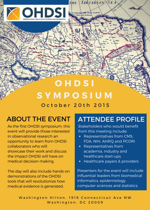 OHDSI Symposium